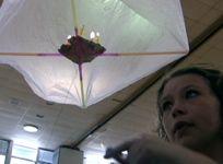 Make a Hot Air Balloon - science fair project!