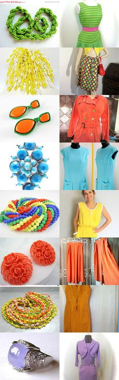 Tulip Colors - teamlove by Rosanne on Etsy--Pinned with TreasuryPin.com