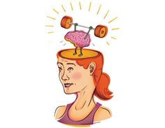 Beef up that Brain! Why exercise boosts brain power.