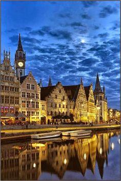 Ghent, Belgium | Incredible Pics