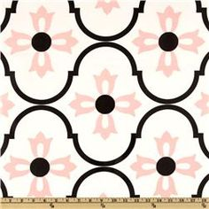 Wide Logan Laminated Cotton Blossoms Pink By The Yard - fabric option for picnic table Card Table And Chairs, Laminated Cotton Fabric, Pink Raincoat, Cotton Blossom, Vinyl Fabric, Mosaic Designs, Gorgeous Fabrics, Home Decor Fabric, Fabric Swatches