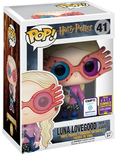 Europe's for rock & metal band merchandise, movie, TV & gaming merch & alternative fashion. items from hundreds of bands, brands & franchises! Harry Potter Film, Harry Potter Imagines, Deco Harry Potter, Harry Potter Dolls, Harry Potter Bedroom, Funko Pop Harry Potter, Figurine Pop Harry Potter, Harry Potter Pop Figures, Luna Lovegood