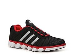 adidas Liquid 2 RS Running Shoe Can't get away from the red and black