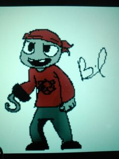 I drew kidmike! Rate me! By:LOVE EVERYTHING <3