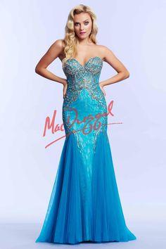 Style 82244M - Ocean Blue