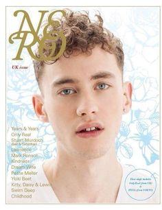 Olly for Nero magazine!  - B #OllyAlexander #YearsAndYears