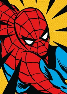 Marvel Spider-Man metal poster - PosterPlate posters made out of metal