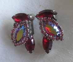 Stunning earrings that are BOLD & SPARKLE!