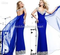 royal blue sequined evening gowns - Google Search
