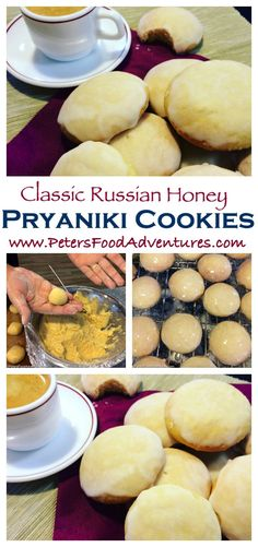 Insane A rustic and simple cookie made with sour cream, butter, flour and lots of honey – Russian Honey Pryaniki Cookies (Домашние пряники медовые) The post A rustic and simple cookie made w . Russian Dishes, Russian Desserts, Russian Foods, Italian Desserts, Ukrainian Recipes, Russian Recipes, Ukrainian Food, Canadian Recipes, Japanese Recipes