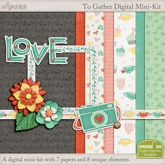 To Gather Mini by Paper Garden Projects