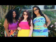 """Rebdolls Spring Collaboration """"Causal Looks"""" - #mystyle - http://curvy.fashion/2015/03/26/rebdolls-spring-collaboration-causal-looks/"""
