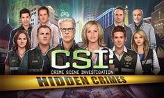 CSI Hidden Crimes Windows & MAC