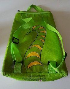 Neat-Oh ZipBin T Rex Dinosaur Bring Along Backpack PlayMat