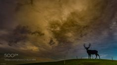 El Toro and the clouds (Mike   Holiday Modus / You are Great. Thanks For 2000 FOLLOWERS / Germany) #Canon EOS 6D #landscape #photo #nature