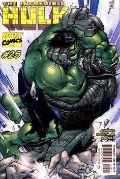 Incredible Hulk #25 - Always On My Mind