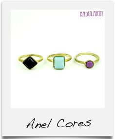 Anel Cores