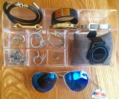 Accessory Review: Organizer, Sunglasses & Watch  #accessories   #jewelry   #lifestyle   #blog   #blogger