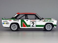Sport Cars, Race Cars, Car Side View, Fiat Cars, Lancia Delta, Fiat Abarth, Car Museum, Rally Car, Car Humor
