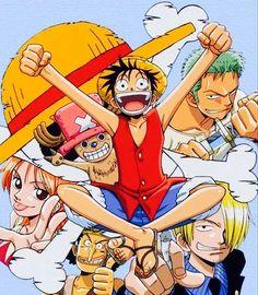 One piece // Mugiwara crew