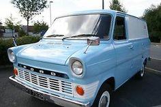 1970 Ford Transit MK1