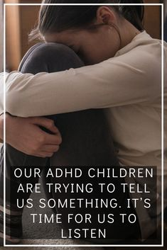 How often have you heard… When I was a child there was no such thing as ADHD. ADHD is not a real thing. These children simply need less sugar, less technology, and more discipline. Parents need to stop blaming their child's behavior problems with ADHD and start disciplining them. The statements above represent how several people view ADHD. Some don't believe it deserves an acronym because some don't believe it is a disorder, they simply believe it is bad  #adhd #children #kids #mentalhealth Adhd Facts, Adhd Children, Impulsive Behavior, Adhd Symptoms, Mental Health Disorders, Blame, To Tell, Spectrum, Believe