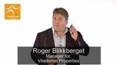 Roger Blikkberget, Manager for Viladomat Properties - Videocard