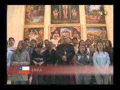 ▶ Coronilla a la Divina Misericordia - Rezada desde toda América - YouTube