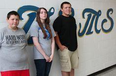 M-E P-TECH Students