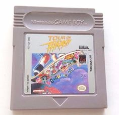 Original Gameboy Game Plays on GBC GBA SP SKATE OR DIE TOUR DE THRASH