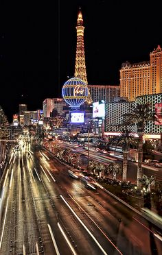 Las Vegas - not sure if I ever need to go back, but I probably will.
