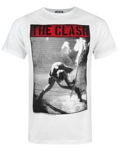 #Amplified the #clash london calling #men's t-shirt ,  View more on the LINK: 	http://www.zeppy.io/product/gb/2/151863338917/