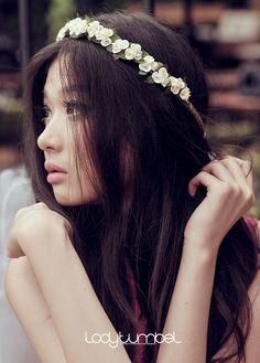 Models: Faby Amanda Location: PIK, Jakarta