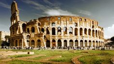 Rome is for tourists Roman Colloseum must #travel