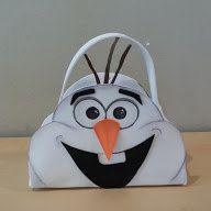 20 frozen goody bags by KaryfePartyCreations on Etsy