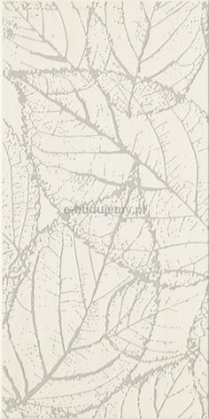 ANTONELLA BIANCO INSERTO 30X60cm dekor ścienny