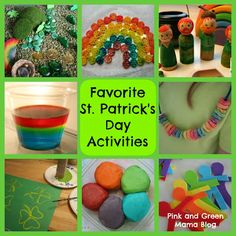 Top 10 Favorite St. Patrick's Day Activities and Crafts for Kids (Pink and Green Mama Blog)