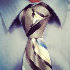 Trinity knot. Earn your scout badge.