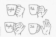 Monday Mornin' coffee/tea!