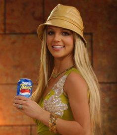 Britney Spears Pepsi Twist Commercial