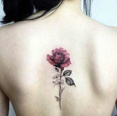 Floral Tattoo Ideas For Girls (3)