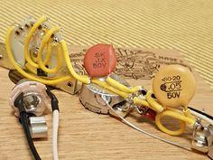 die 18 besten bilder von vintage guitar capacitor kondensator repro rh pinterest com