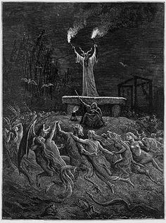 Baphomet was a pure invention of the Inquisition