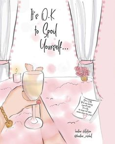 It's completely OK to spoil yourself.have that glass of wine, put your feet up and unwind! 💝🌸🍾 you deserve it! Bon Weekend, Hello Weekend, Woman Quotes, Life Quotes, Notting Hill Quotes, Spoil Yourself, Girly Quotes, Feminine Quotes, Valentine Day Cards