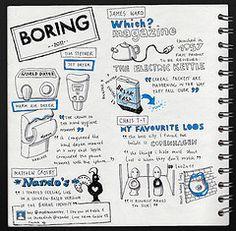 fun sketch note ideas