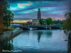 Stockholm City, Stockholm Sweden, Ipad Art, Snapseed, Photography Website, Impressionist, Photo Art, My Photos, Digital Art