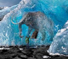 #интересное  Фотографии. Steve Bronstein (27 фото)   Красивый креатив.       далее по ссылке http://playserver.net/?p=118477