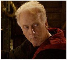 Yea, I totally met Tobin Bell at Sawmania :)