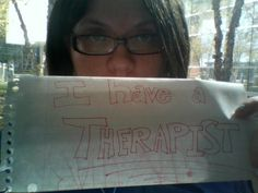 """""""I'm 21 and have been to three therapists. The first two weren't the right fit, but my current one has helped me a lot. I feel mo...  (Click image to read other people's reasons for being in therapy!)  www.emmacameron.com Integrative Arts Psychotherapy, Colchester"""