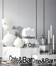 Infor announced that it is partnering with Crate and Barrel to create a new approach to retail technology. Crate and Barrel